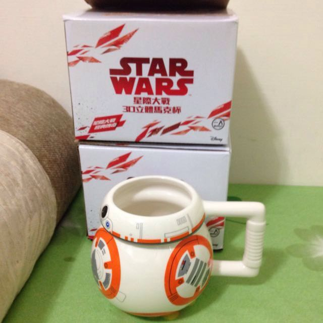 Star War 星際大戰立體馬克杯 咖啡杯