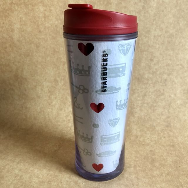 Starbucks Valentine Icon 16 oz. tumbler
