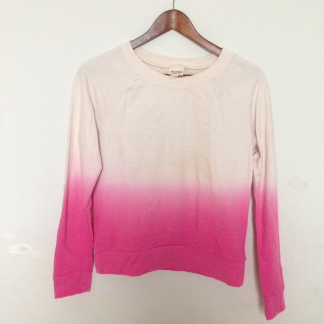 Sweater Ombre Pink