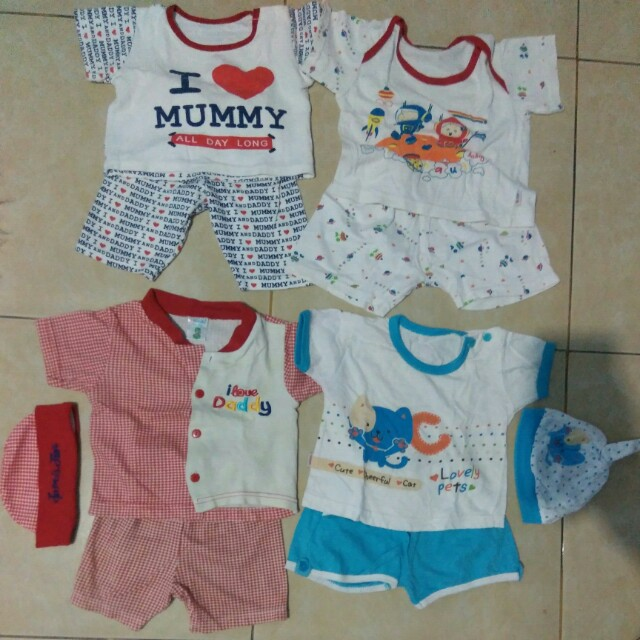 Take all new born set bonus kupluk