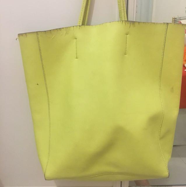 Tas Kuning Neon