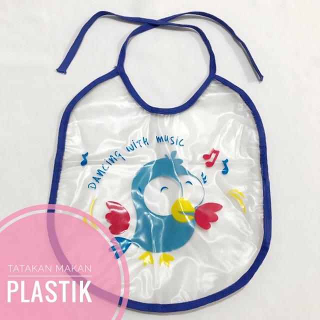 Tatakan Makan Plastik