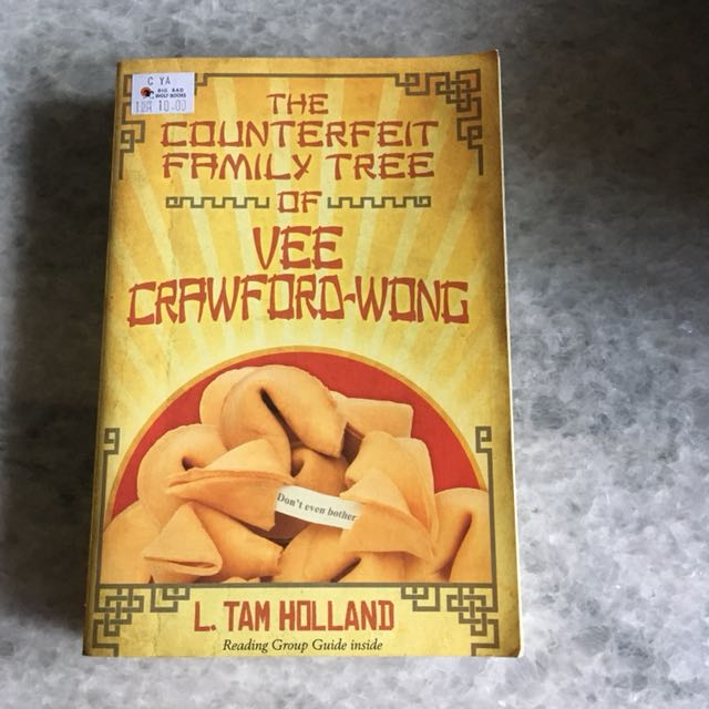 The Counterfeit Family Tree Of Vee Crawford Wong Peralatan Tulis
