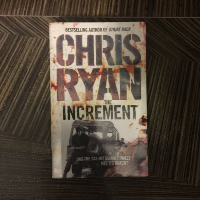 The Increment by Chris Ryan