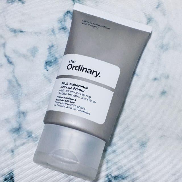 The Ordinary High Adherence Silicone Poreless Primer