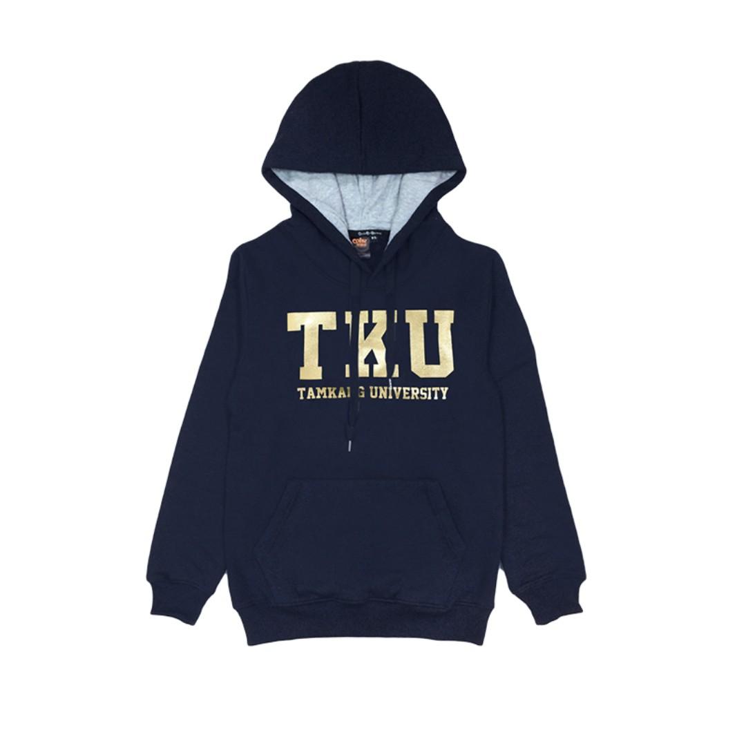 TKU 帽T (內刷毛)