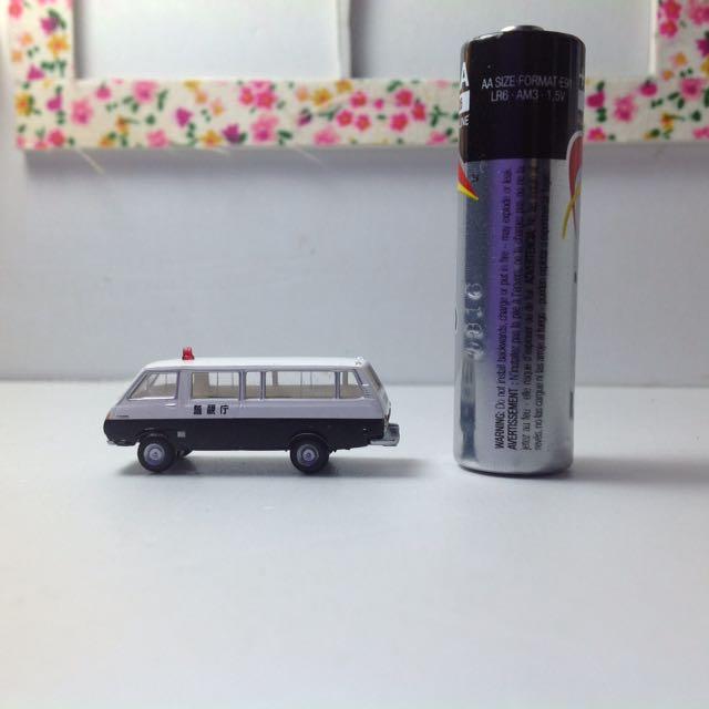 Toyota HiAce Miniature Model