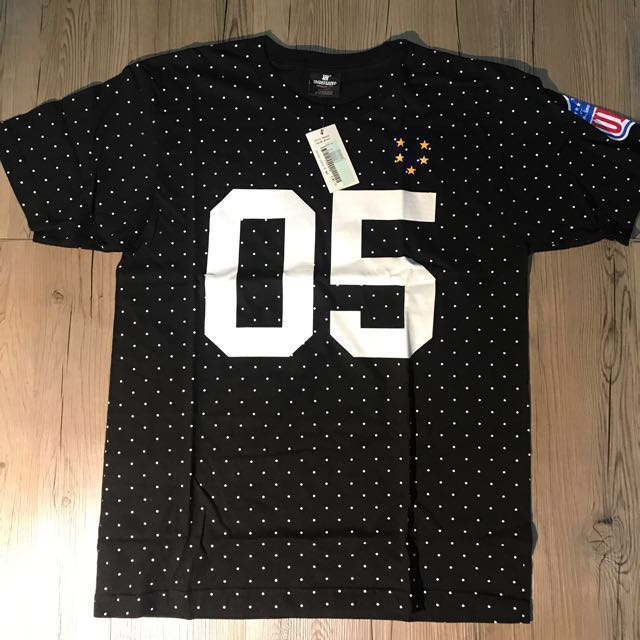 UNDEFEATED RUTHLESS DOT ATHLETIC 短Tee T NIKE FCRB