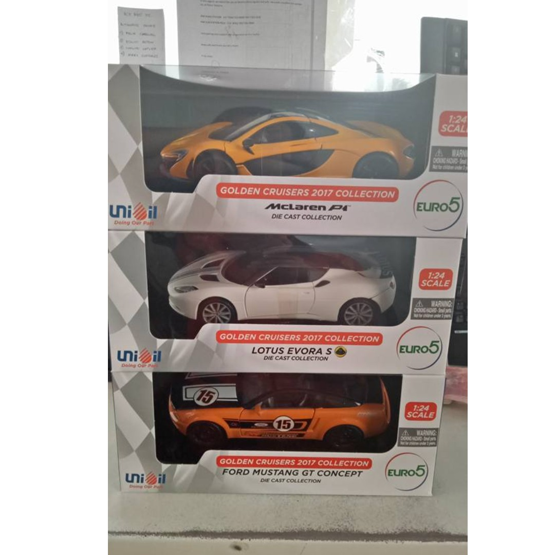 Unioil Toy Cars 2018 Toys Games Toys On Carousell