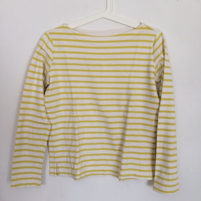 Uniqlo's stripped top