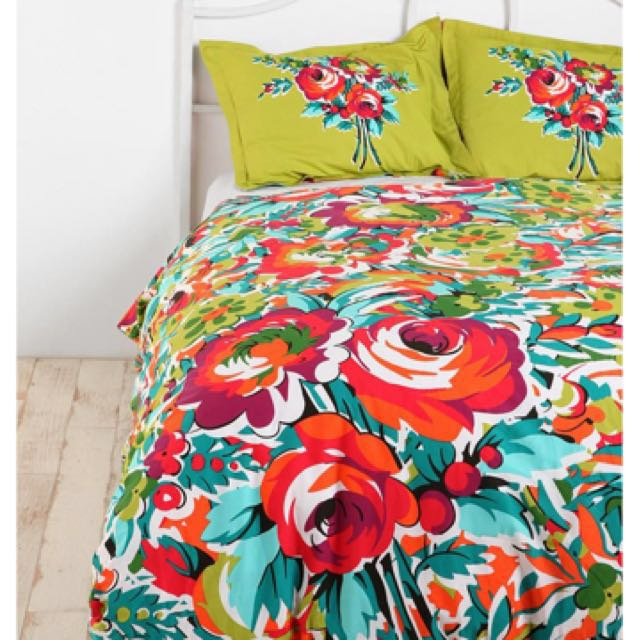 Urban outfitters Duvet cover Double