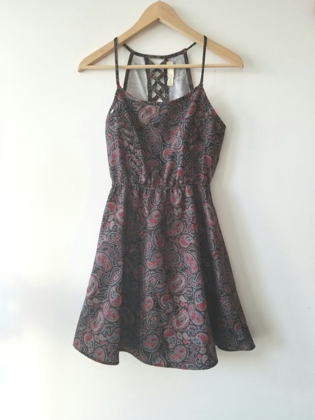 Urban Outfitters Paisley dress
