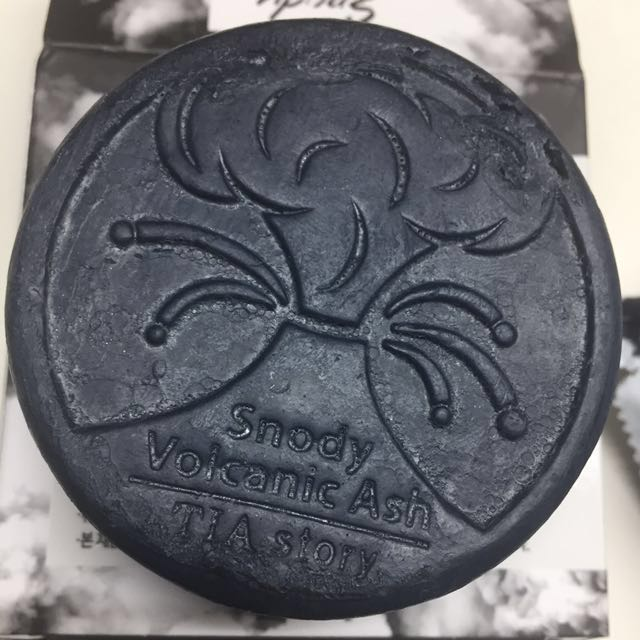 Volcanic Ash Soap By TIA story