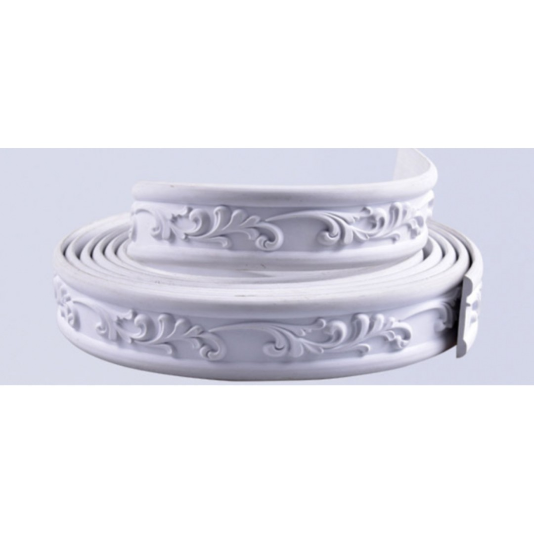 WALL SKIRTING WALL DECORATION LINE FRAME ID1033 PER METER