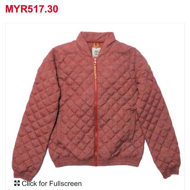 WOMEN'S CHERRY MOUNTAIN QUILTED JACKET