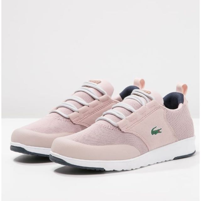 Women's Lacoste Trainers (size 7.5)