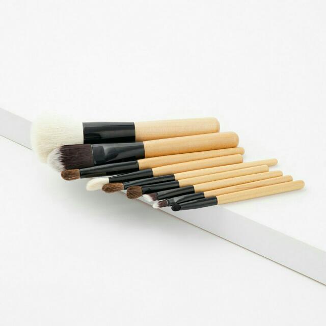 Wooden Brush 9 In 1
