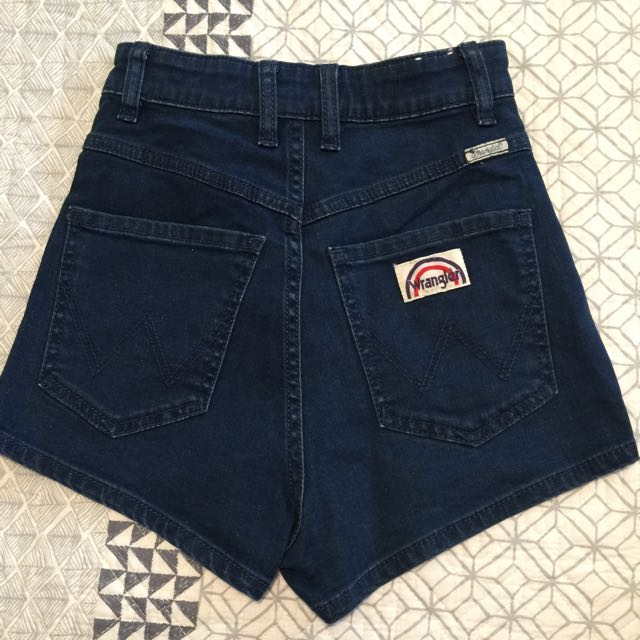 Wrangler H Waist Shorts Size 6