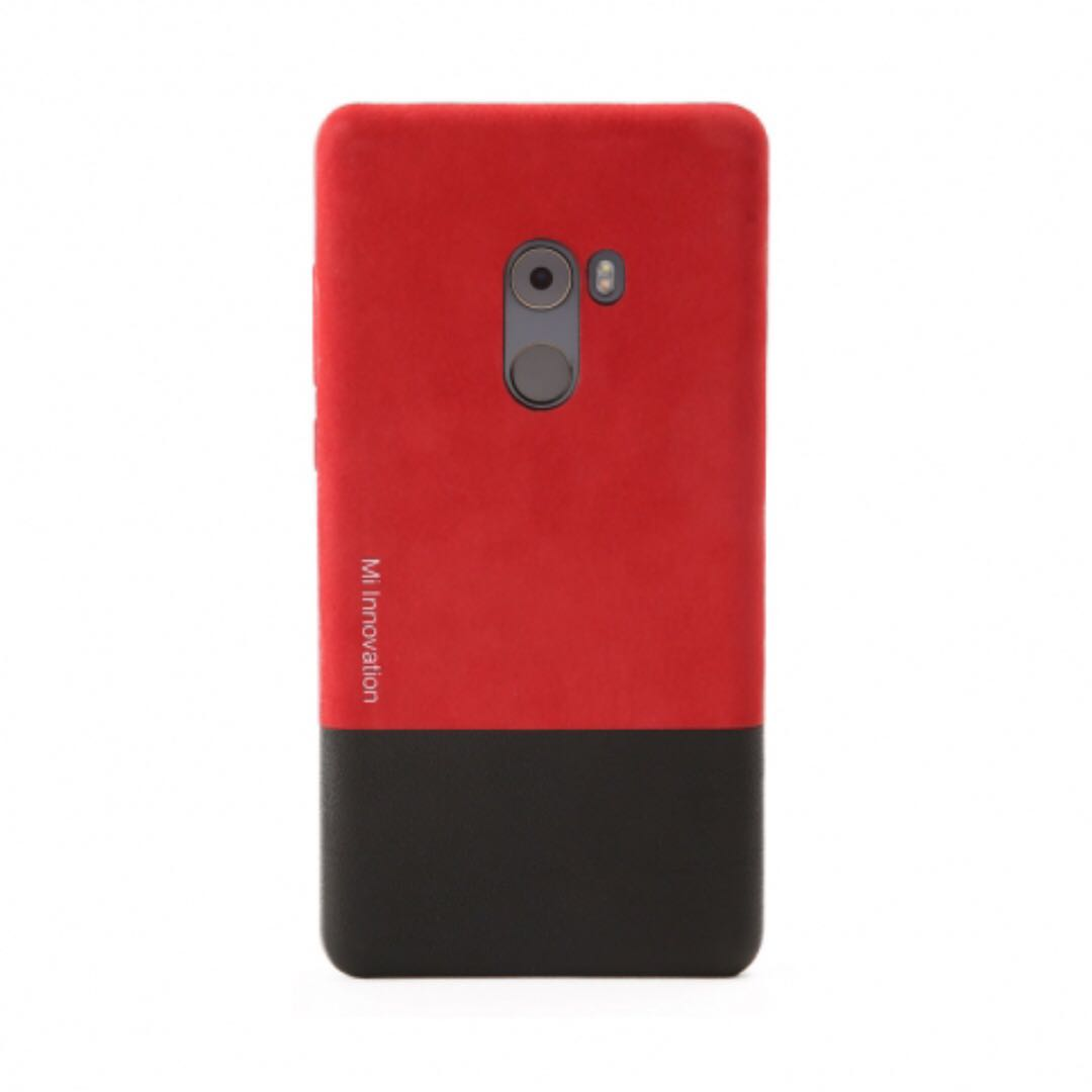 df4686896 Xiaomi MIX 2 Leather Cover (Red Black)