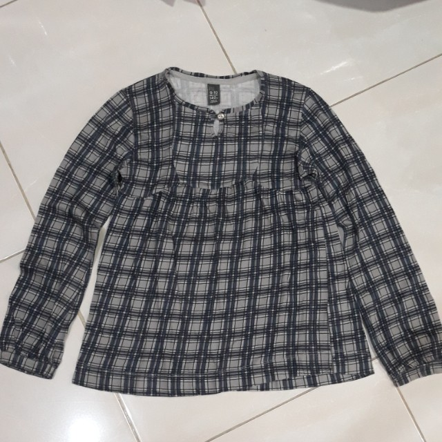 Zara top kids