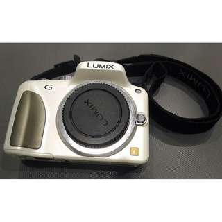 Panasonic Lumix DMC-G3W 單機身 白 G3 二手