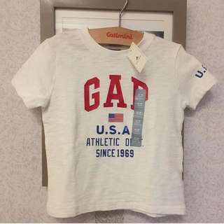 NEW Gap T Shirt 12-18m