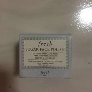 BN Fresh Sugar Face Polish