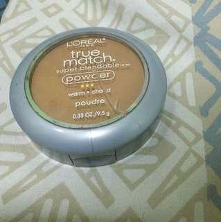 L'oreal True Match Press Powder
