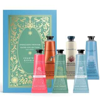 Crabtree & Evelyn Indulgent Winter Collection Hand Therapy