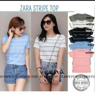 Zara strip top