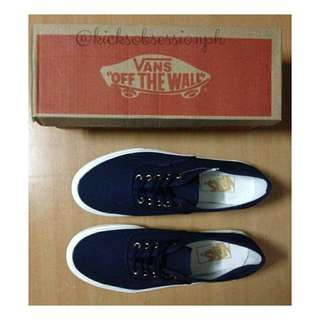 👟Vans for Men (Navy Blue) Size 41 only