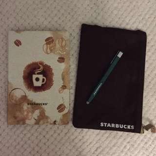 Starbucks 2017 Planner ( Collectible)