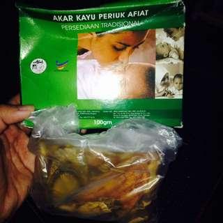 **FREE** Akar Kayu Periuk Afiat
