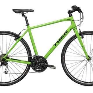 """For sale: 2016 Trek bike 7.3 Fx Volt Green 20"""" (Hybrid)"""