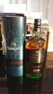 Singleton 1L Glen Ord Trinite 威士忌