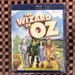 The Wizard of Oz (Blu-ray)