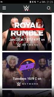 WWE PREMIUM ACCOUNT