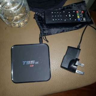 Android TV Sunveil T95M 1GB