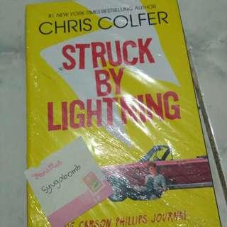 Chris Colfer - Struck By Lightning