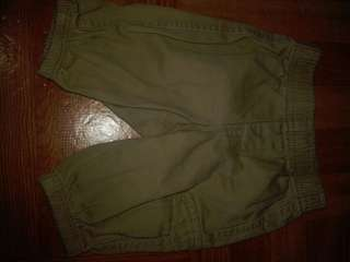 carter pants nb 0-3 mos.