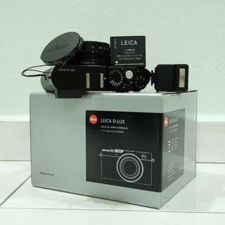 WTS > Used LEICA D-Lux Typ 109 (Like NEW) (In-Warranty)