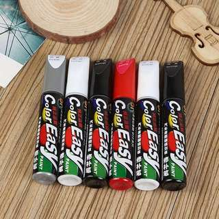 COD Color Easy Repair Pen Paint for Cars (BLACK)