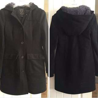 Talula wool coat from Aritzia