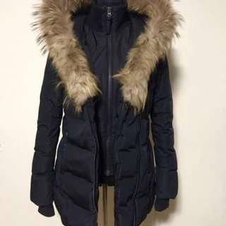 MACKAGE ADALI COAT Large (fits Medium)