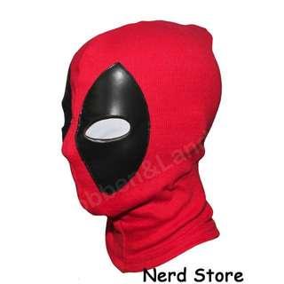 Marvel Deadpool Mask Balaclava (High Quality)