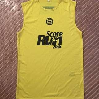Score Run Vest