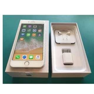 iPhone 8 Plus 64Gb Factory Unlocked Silver