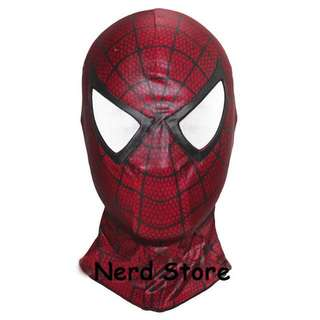 SpiderMan Mask (High Quality)