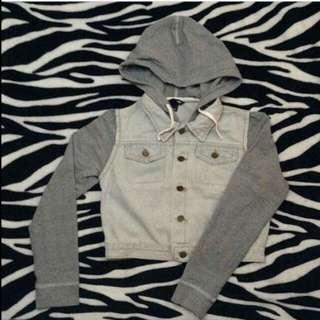 H&M Denim Hooded Jacket