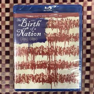 The Birth of a Nation (Blu-ray + DVD)